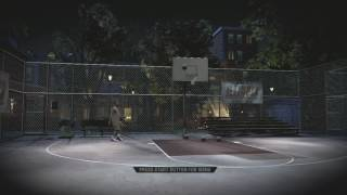 NCAA 08 March Madness Video Game PS3 Kevin Durant Warm up scene