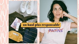 UN HAUL PLUS RESPONSABLE| Coline