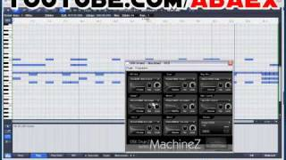 MIDI Pattern DRUM TUTORIAL: World / POP / Rock :: DSK DrumZ MachineZ