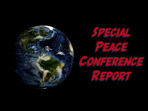 Peace Conference Promo Video