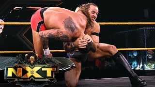 Bobby Fish vs. Tyler Rust: WWE NXT, July 13, 2021