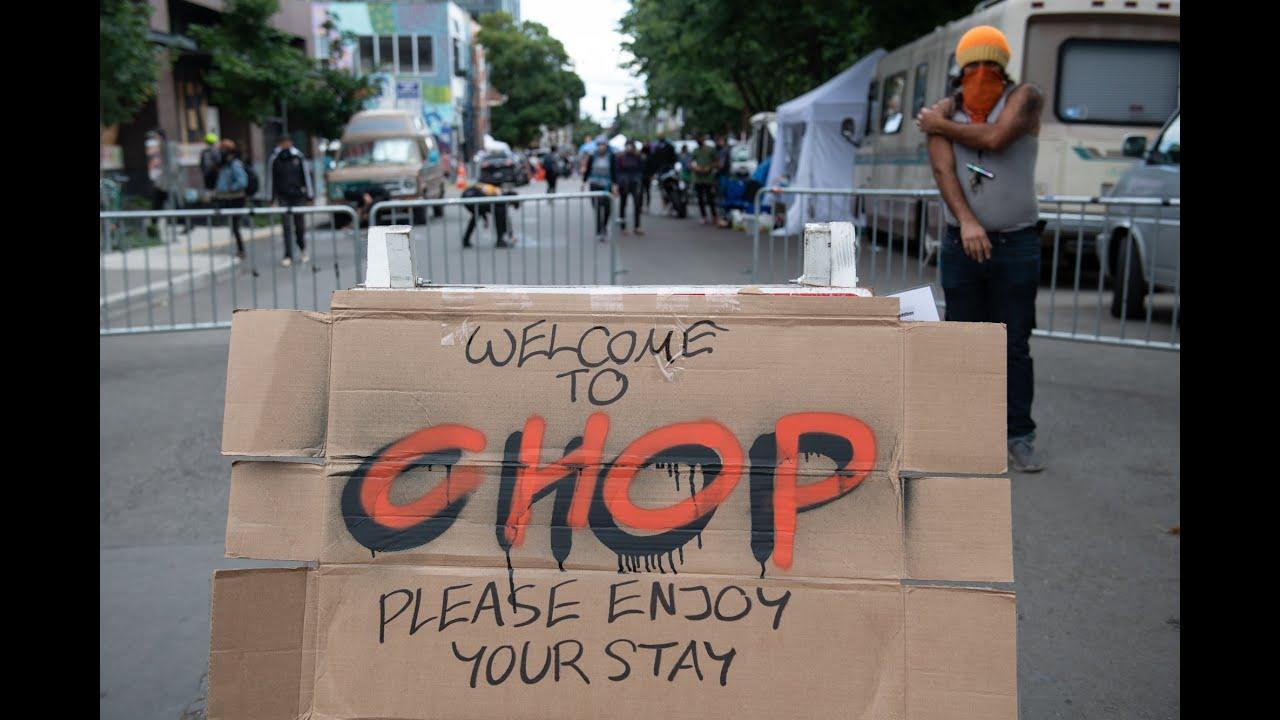 """CHAZ makes public statement on its """"dismantlement"""""""