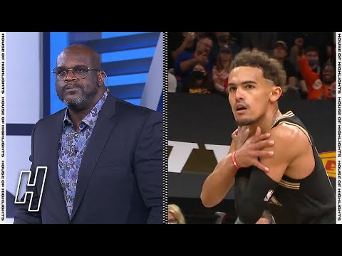 Inside the NBA Reacts to Knicks vs Hawks Game 4 Highlights | 2021 NBA Playoffs