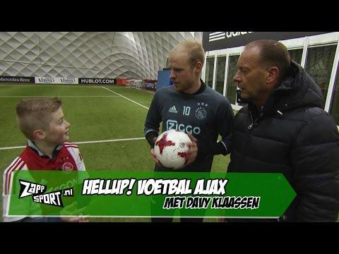 HELLUP! Voetbal met Davy Klaassen | ZAPPSPORT
