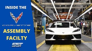 2021 CORVETTE ASSEMBLY FACILITY