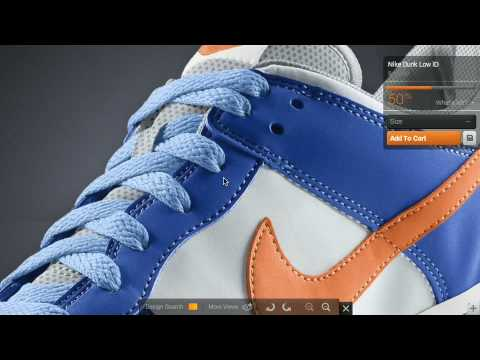 8aefd527f86 NIKEiD - How to customise your shoes - YouTube
