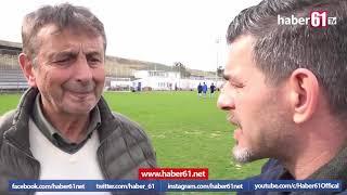 Trabzonspor'da Haluk Şahin Haber61'e konuştu