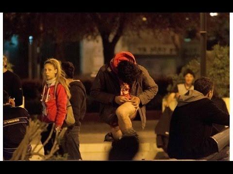 Η πρέζα όπως είναι -- Συγκλονιστική φωτογραφική συλλογή από το κέντρο της Αθήνας