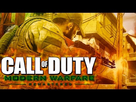 DYING Makes Me MAD!! - Call of Duty Modern Warfare Remastered!