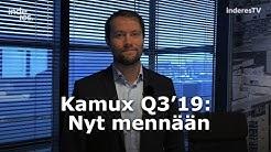 Kamux Q3'19: Nyt mennään