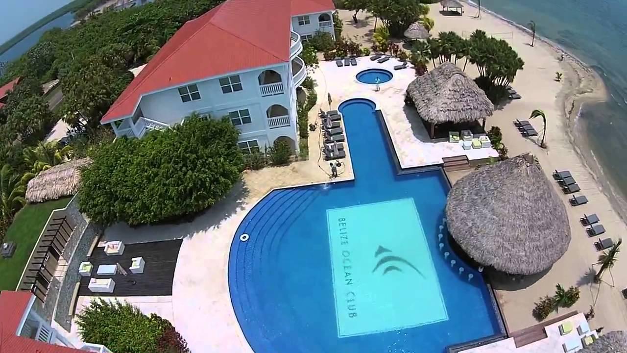 Belize Ocen Club Beachfront- Boris Mannsfeld & Associates Placencia Belize  Real Estate