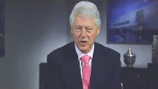 President Clinton: Earth Day 2009