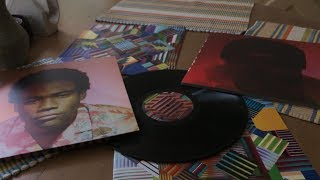 "Childish Gambino ""Because the internet"" Vinyl - 30 Second Vinyl"