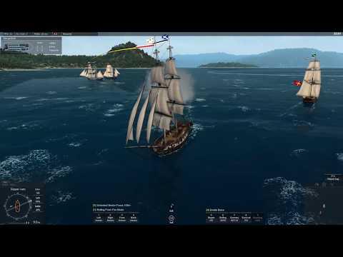 Naval Action Legends Beta Ep5 - Mercury & Carronades