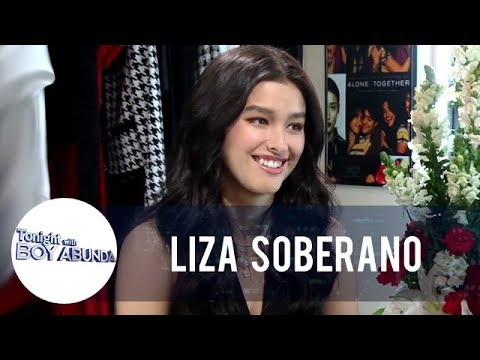 TWBA: Lizas mother approves Enrique Gil