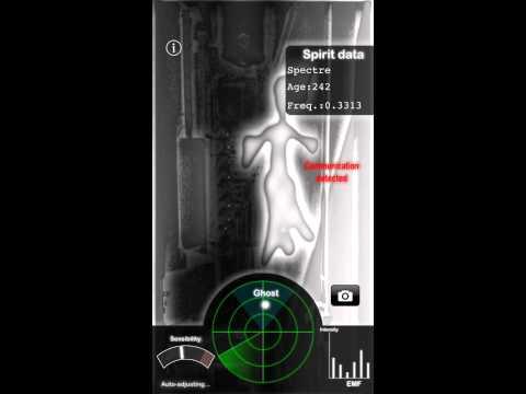 Ghost Observer 👻 ghost detector & ghost radar app - by ETCO - ghost