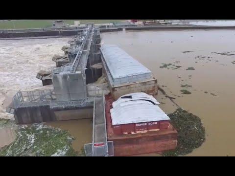 Lock & Dam Columbus Ms