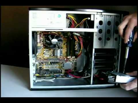 5 mẹo nằm lòng khi lắp ổ cứng SATA vào máy.flv