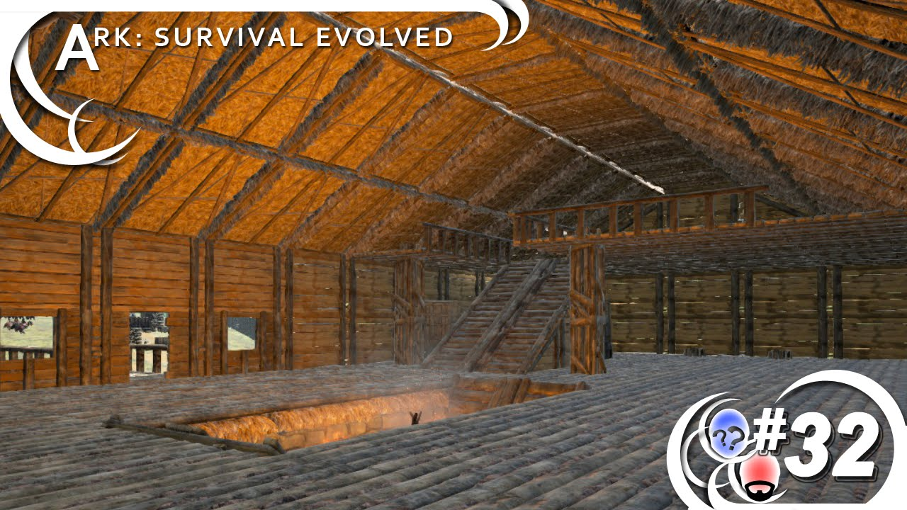 Ark Survival Evolved Co Op Ep 32 Viking Longhouse