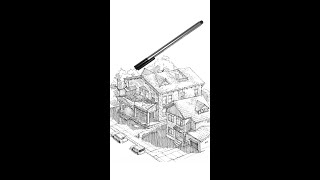 Drawing Suburb Houses- Archite…