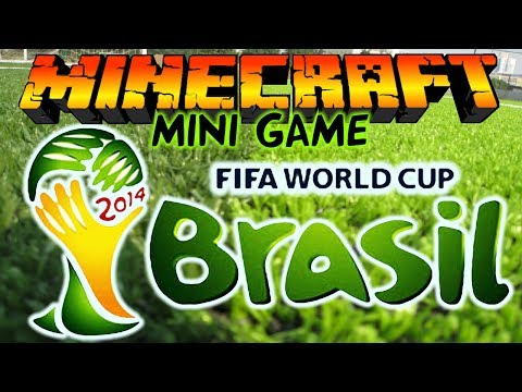 Чемпионат Мира По Футболу в Майнкрафт [FIFA 2014]