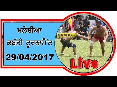 Gurdwara Sahib Guru Nanak Shah Alam Selangor (Malaysia) 29 Apr 2017 (Live)