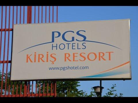 Отели Турции:  PGS Kiris Resort 5*  (Турция Кемер Кириш)