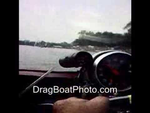Onboard Drag Boat Pt2