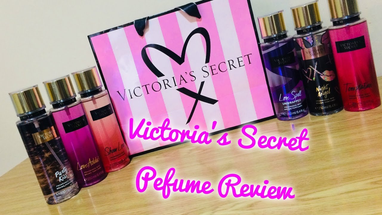 07e0ea1671 Victoria s Secret Fragrance Mist Review 2017 - YouTube