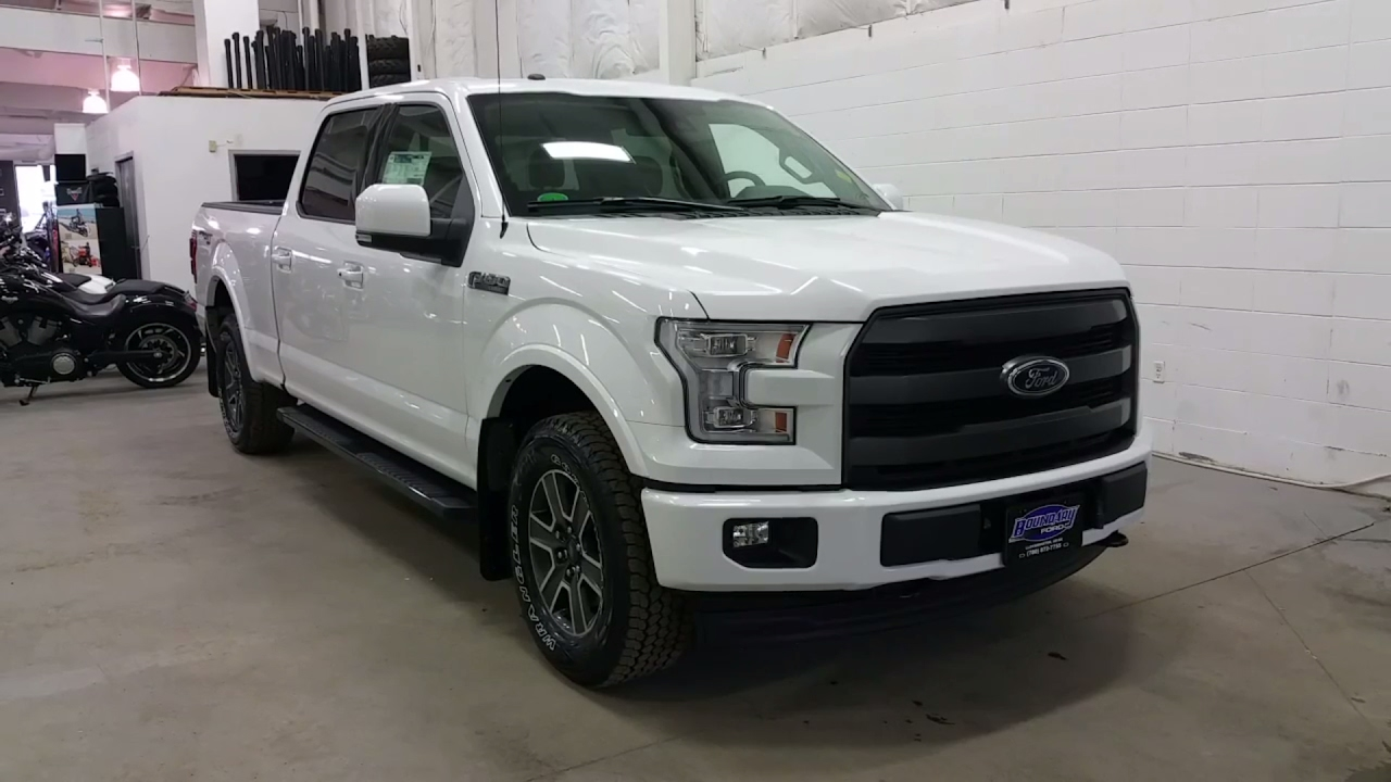2017 ford f 150 supercrew lariat sport w 5 0l v8 led lighting 18 wheels review boundary. Black Bedroom Furniture Sets. Home Design Ideas