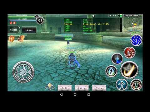 Avabel Online PvP: Minato (Blader) Vs LoRD (Gladiator)