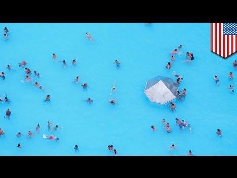 Pag-ihi sa swimming pool, masama para sa ating kalusugan?