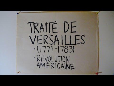 1783 - Traité de Versailles