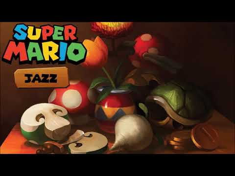Relaxing Super Mario Jazz Covers