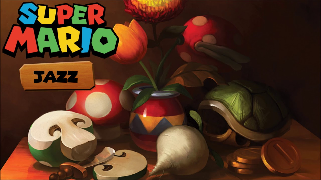 Download Relaxing Super Mario Jazz Covers
