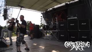 Corpsefucking Art Live @ Faust Extreme Fest 2014