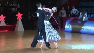 Говоров Николай - Толстая Евгения, Final English Waltz (CAM 2)