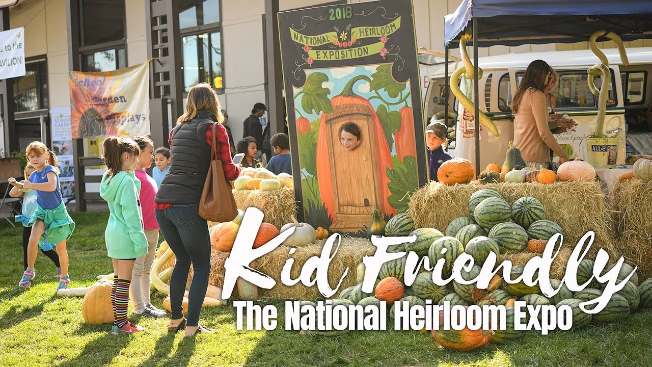 The National Heirloom Expo