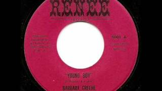 Watch Barbara Greene Young Boy feat The Dells video