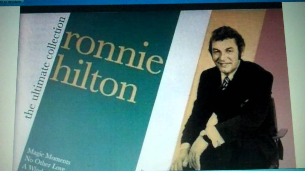 Ronnie Hilton - One life
