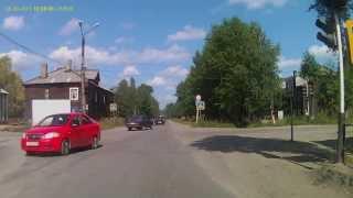 Прокатимся по городу Няндома 2(, 2014-03-17T10:17:50.000Z)