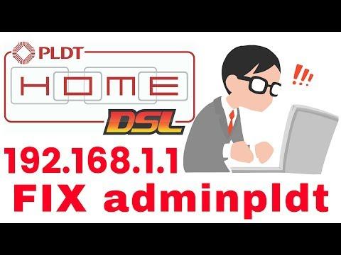 How To Fix PLDT Adminpldt Username And Password Error, Try Again!