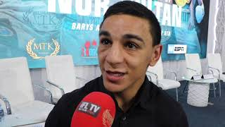 'I WANT TO UNIFY AGAINST THE MONSTER INOUE' - WBC CHAMPION NORDINE OUBAALI DEFENDS IN KAZAKHSTAN