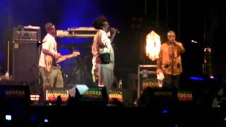 Johnny Clarke - none shall escape the judgement - Garance Reggae Festival 2011