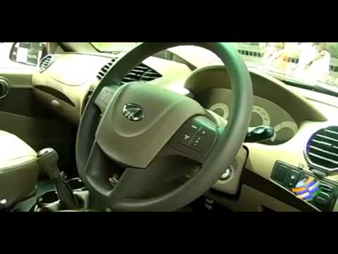 Alll New Mahindra Xylo Launched in Chennai
