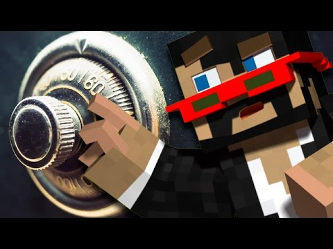 Minecraft: CRACK THE SAFE w/ Nick