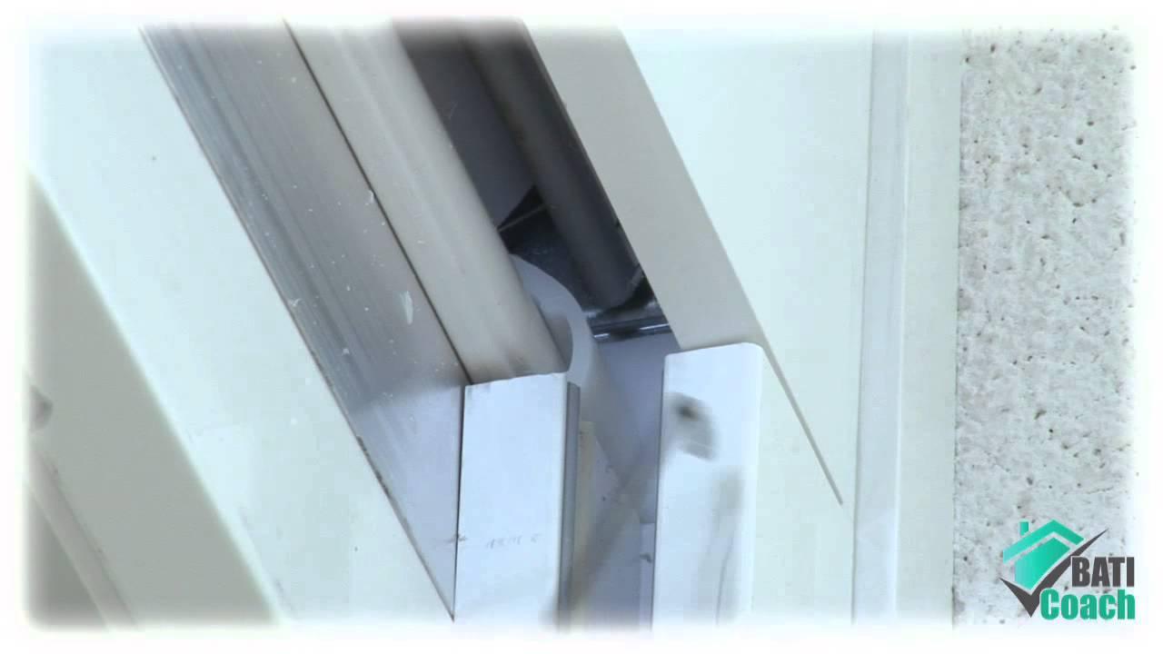 tutoriel baticoach r glage tableau de volet roulant sur fen tre pvc youtube. Black Bedroom Furniture Sets. Home Design Ideas