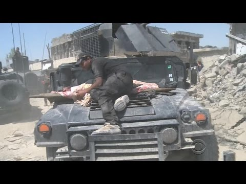 ISIS mounts bloody last stand in Mosul