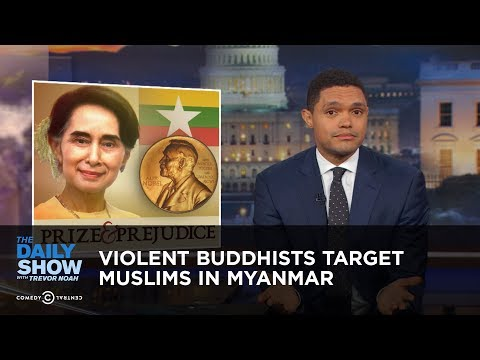 Download Youtube: Violent Buddhists Target Muslims in Myanmar: The Daily Show