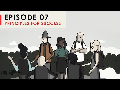 "Principles For Success ""Be Radically Open-Minded"" 